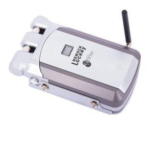 Cerradura de seguridad con mando a distancia