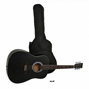 Guitarra acústica con bolsillo Navarra