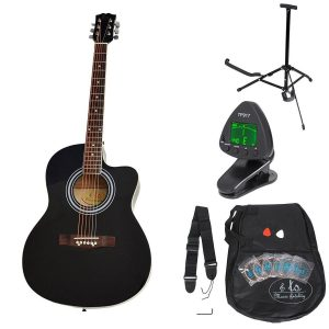 Kit de guitarra acústica
