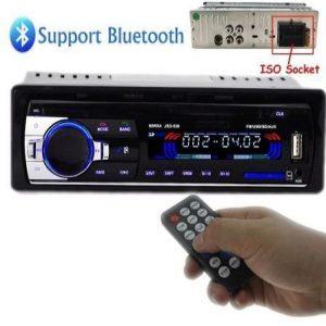 Radio cd de coche con Bluetooth