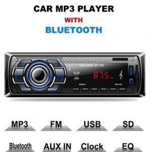 Radio cd de coche con manos libres
