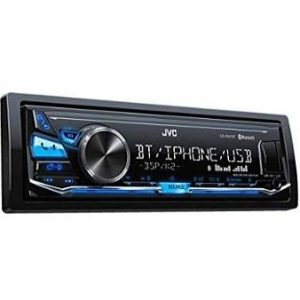Radio cd de coche Jvc
