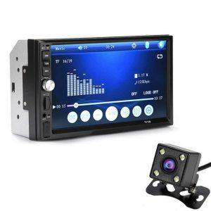 Radio con pantalla de 7 pulgadas para coche